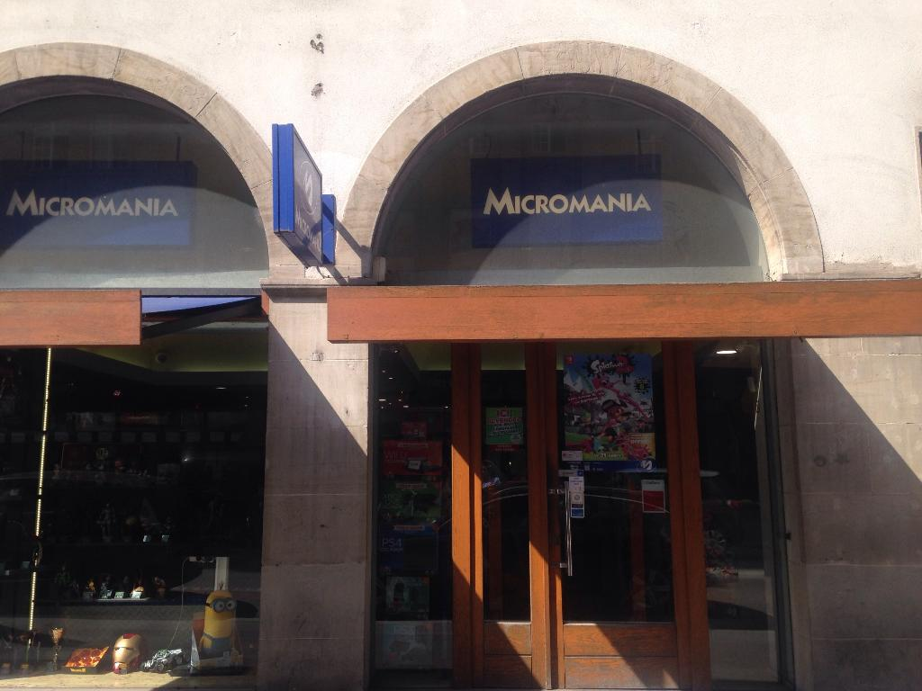 micromania jeux vid o 11 rue du 22 novembre 67000 strasbourg adresse horaire. Black Bedroom Furniture Sets. Home Design Ideas