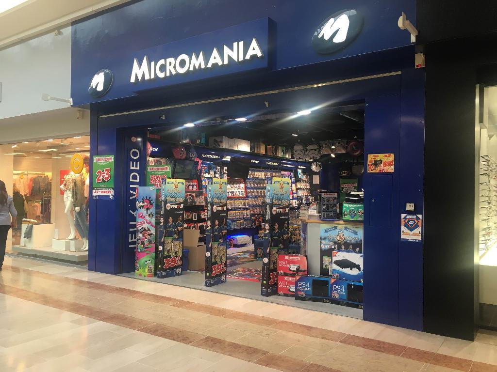 bb20403eafe05f Micromania, centre cial Pavé de Montigny, 95370 Montigny lès Cormeilles -  Magasin de jeux vidéo (adresse, avis)