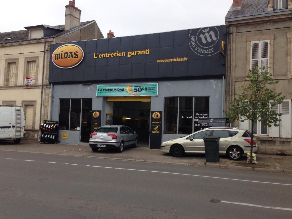 Midas garage automobile 42 avenue orvilliers 03000 for Garage hyundai moulins