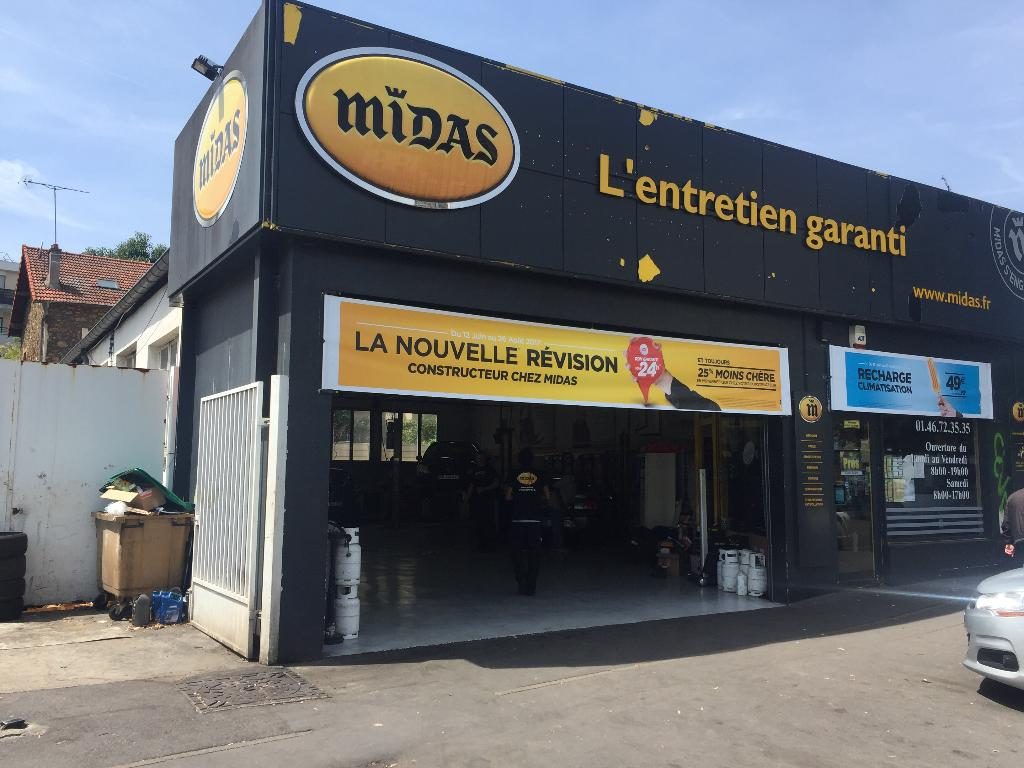 midas garage automobile 123 boulevard stalingrad 94400 vitry sur seine adresse horaire. Black Bedroom Furniture Sets. Home Design Ideas