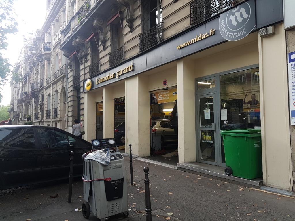 midas france garage automobile 124 bis avenue de