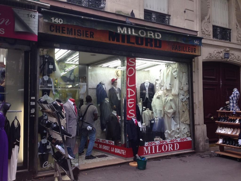 Horarie D Ouverture Paris Fashion Shop