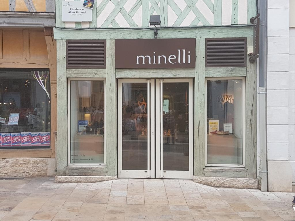 c77906f51105eb Minelli, 90 r Emile Zola, 10000 Troyes - Magasin de chaussures (adresse,  horaires, avis)
