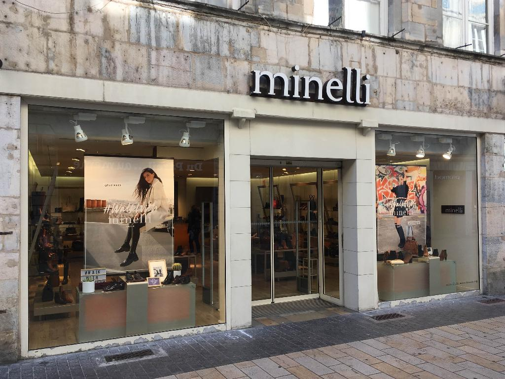 Minelli - Chaussures, 42 Grande Rue 25000 Besançon - Adresse, Horaire b6c8fb07fe3a