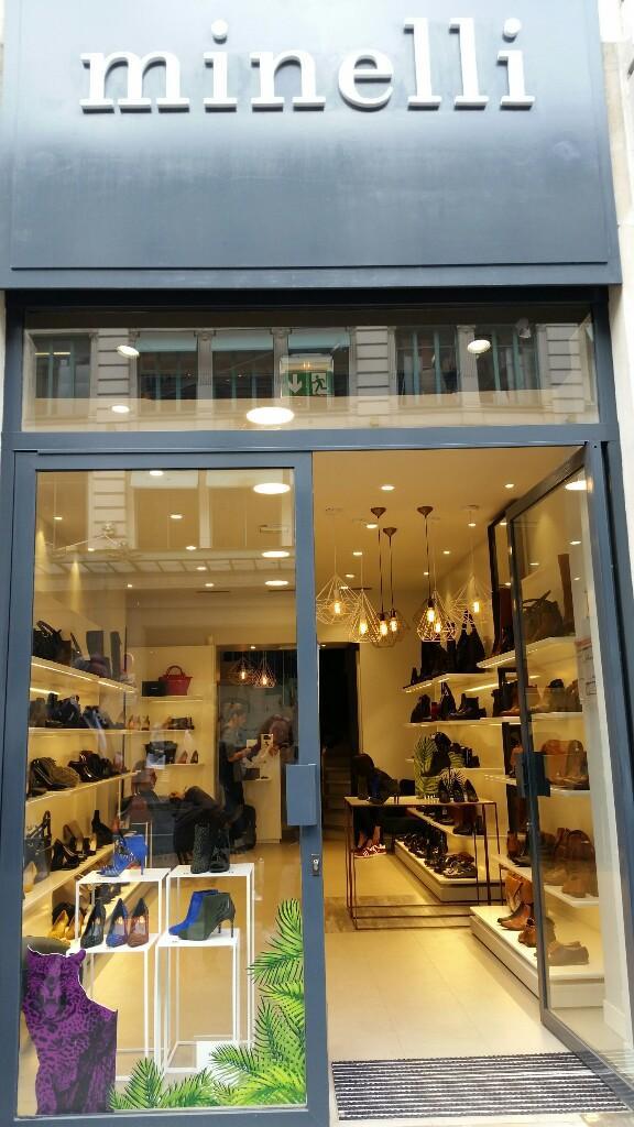 boutique nike rue de rennes