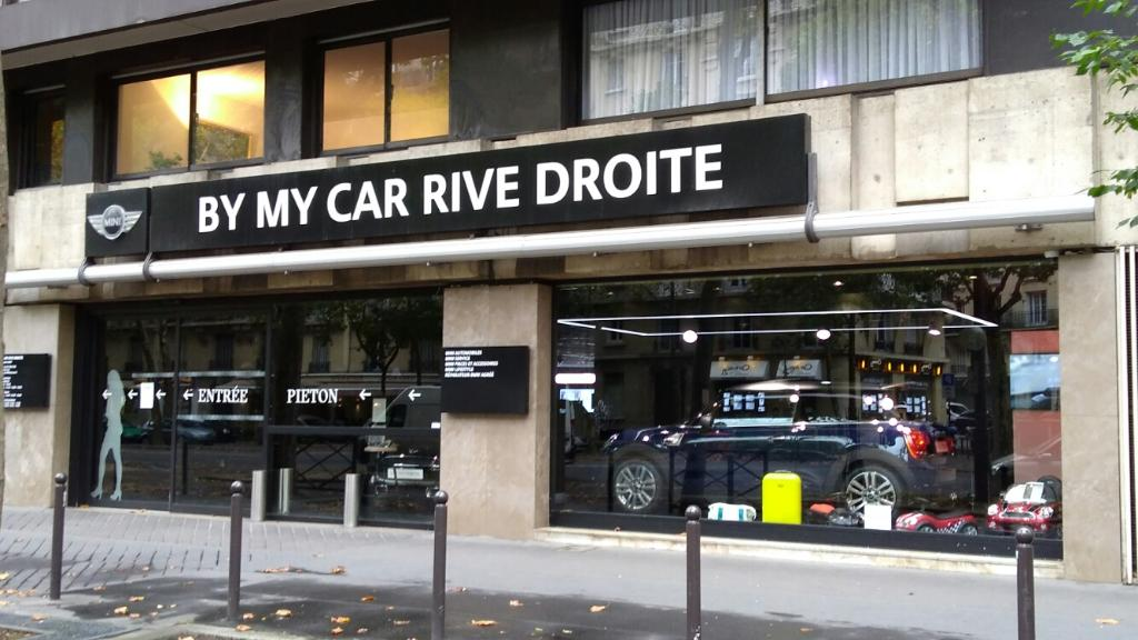 Mini bymycar paris rive droite garage automobile 60 for Garage automobile paris 13