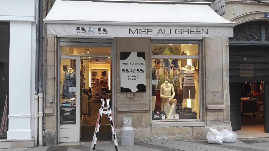 b4ae139896ea Mise Au Green, 5 r Napoléon, 60200 Compiègne - Magasins de vêtement  (adresse, horaires)