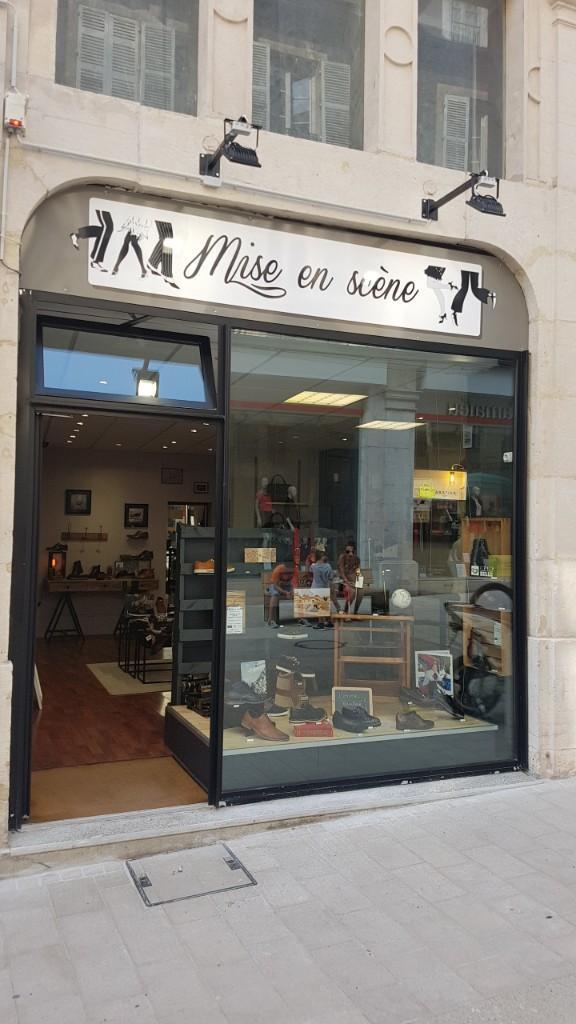 e72dd44b7363c5 Mise En Scene Dole - Magasin de chaussures (adresse, avis)