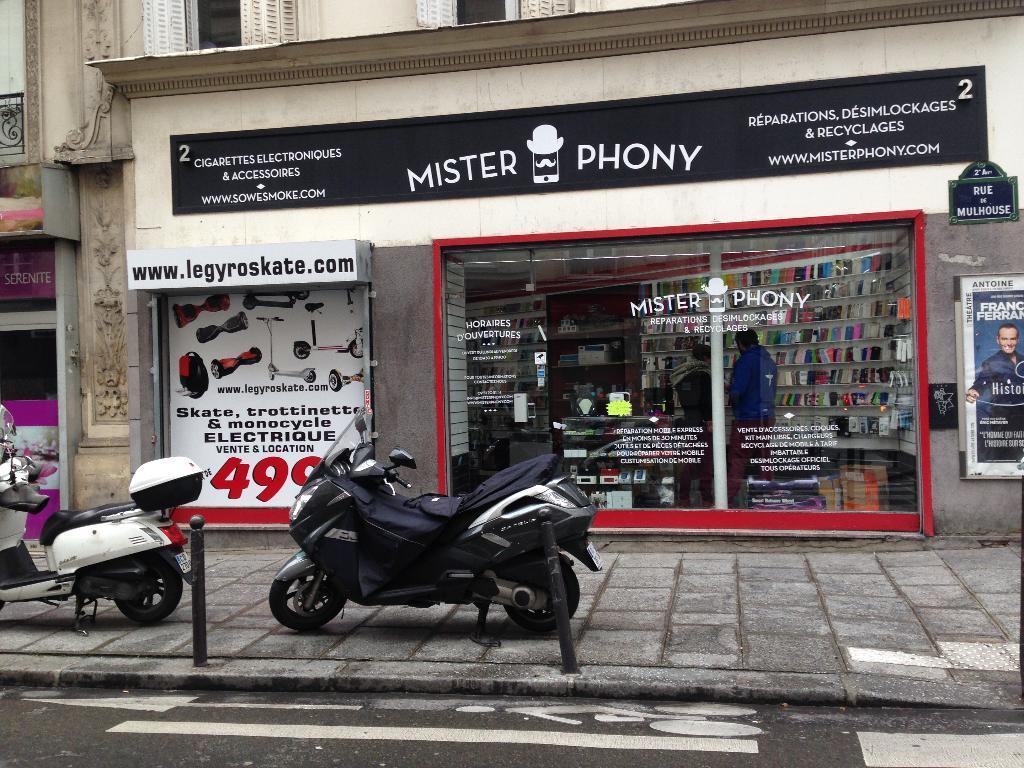 mister phony vente de t l phonie 2 rue de mulhouse 75002 paris adresse horaire. Black Bedroom Furniture Sets. Home Design Ideas