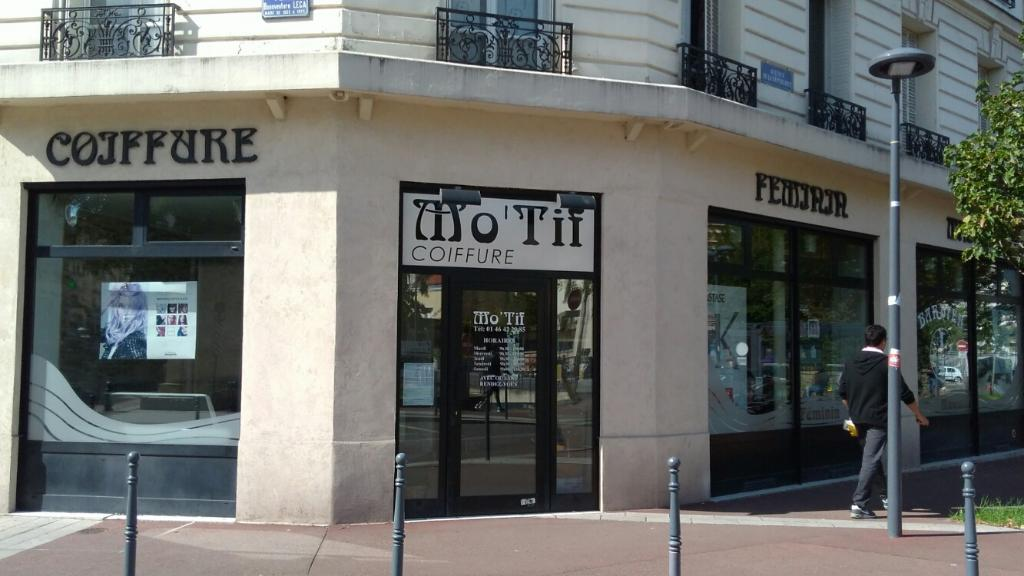 Mo Tif Coiffure Mixte Coiffeur 2 Place Bonaventure Leca 92130