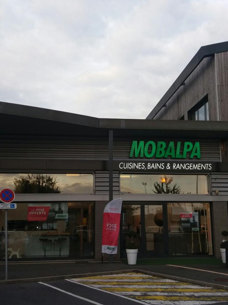 gallery of mobalpa cuisines cration sarl vente et de cuisines avenue gnral de gaulle bondues. Black Bedroom Furniture Sets. Home Design Ideas