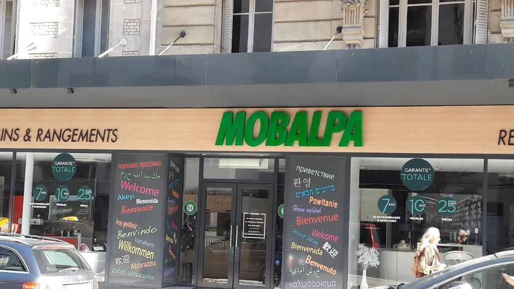 Mobalpa Paris 15eme 146 Av Emile Zola 75015 Paris Salles De Bain