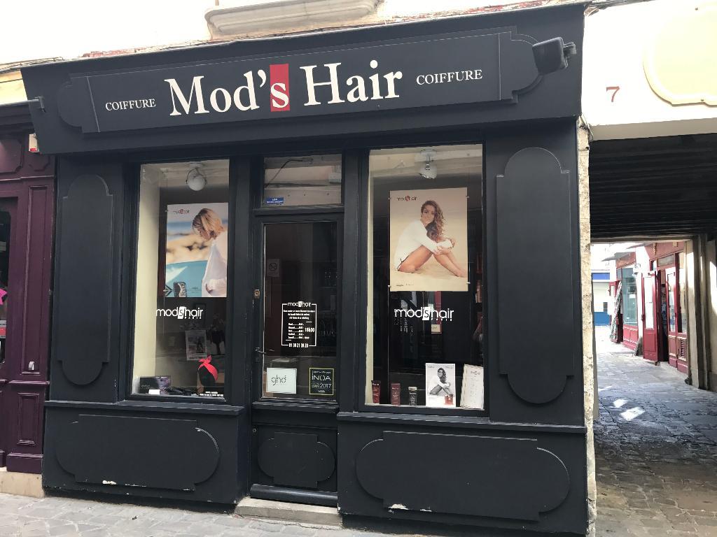 mod 39 s hair coiffeur 7 rue des deux portes 78000 versailles adresse horaire. Black Bedroom Furniture Sets. Home Design Ideas