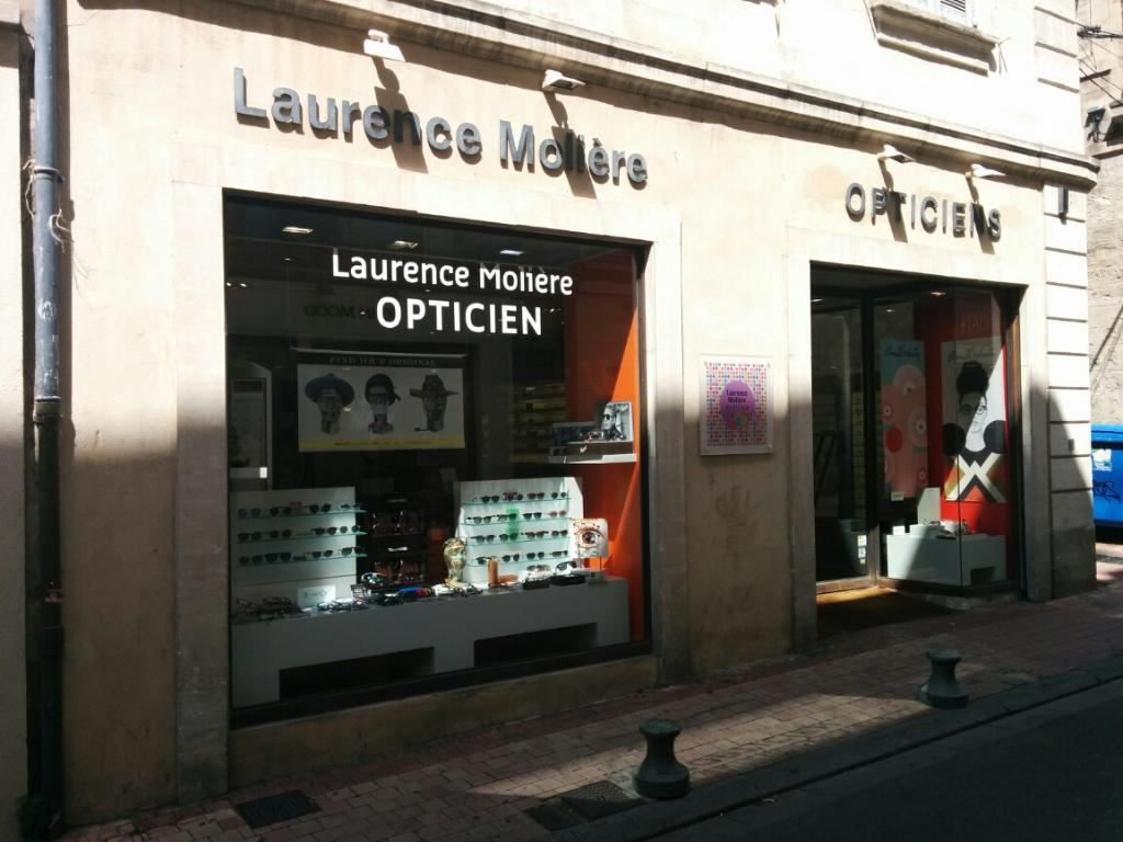 laurence moli re opticien opticien 6 rue saint agricol. Black Bedroom Furniture Sets. Home Design Ideas