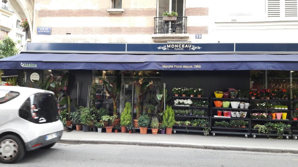 Monceau Fleurs - Fleuriste, 84 boulevard Raspail 75006 ...