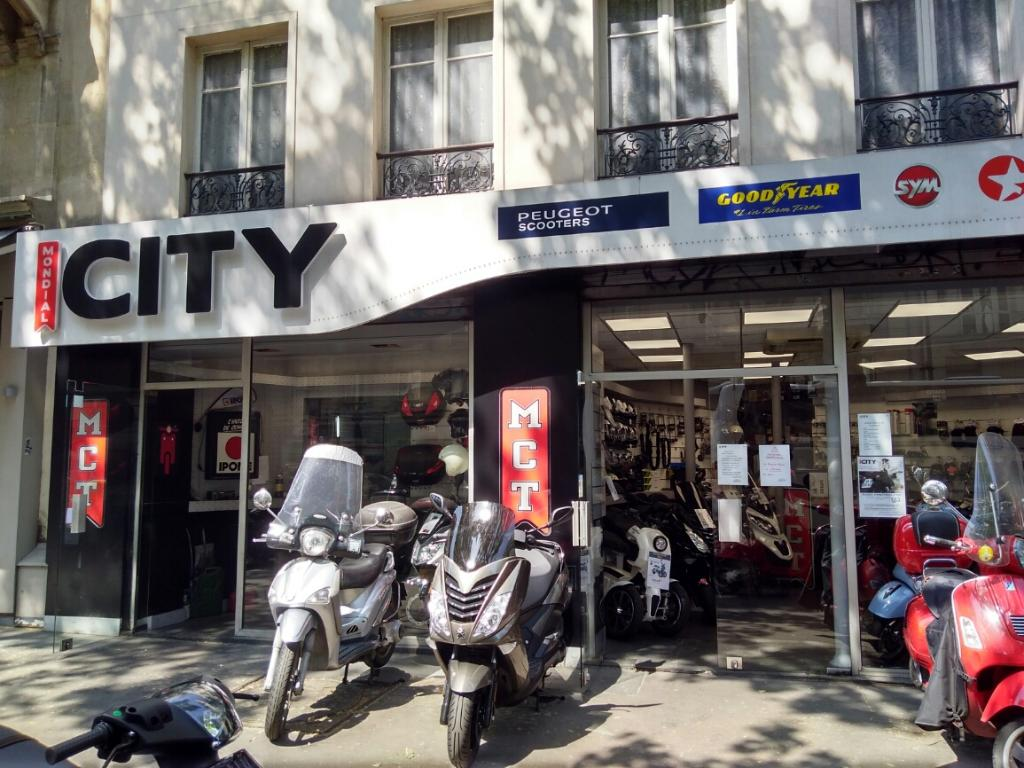 mondial city agent concessionnaire motos et scooters 8 boulevard saint germain 75005 paris. Black Bedroom Furniture Sets. Home Design Ideas