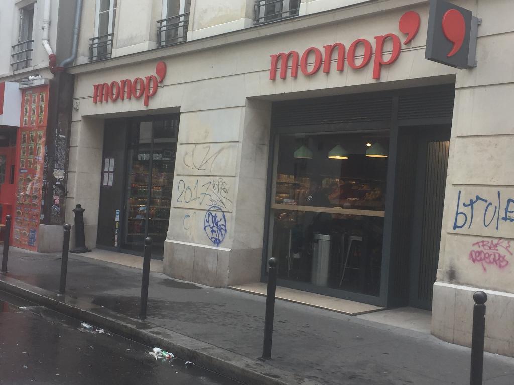 Monop 39 beaumarchais supermarch hypermarch 48 rue for Garage oberkampf parking