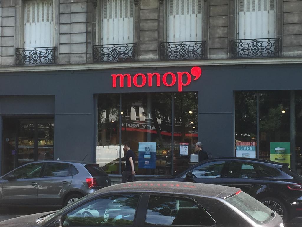 Monop m ricourt supermarch hypermarch 106 boulevard for Hotel boulevard richard lenoir 75011 paris