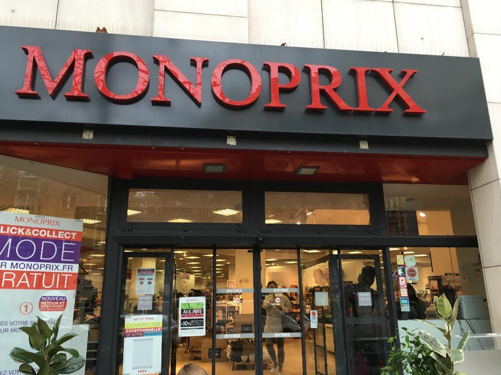Monoprix rue saint antoine - Monoprix rue saint antoine ...