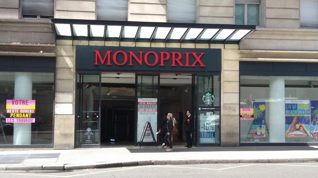 monoprix supermarch hypermarch 50 rue rennes 75006 paris adresse horaire. Black Bedroom Furniture Sets. Home Design Ideas