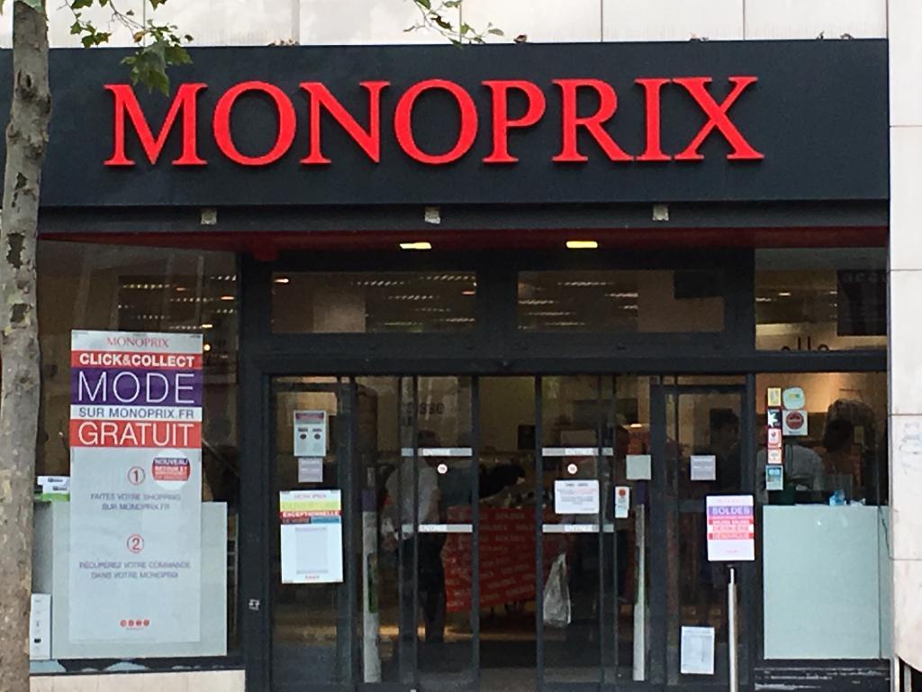 monoprix supermarch hypermarch 166 avenue ledru. Black Bedroom Furniture Sets. Home Design Ideas