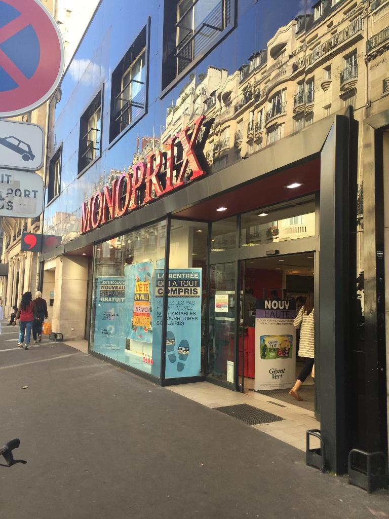 monoprix supermarch hypermarch 159 rue courcelles 75017 paris adresse horaire. Black Bedroom Furniture Sets. Home Design Ideas