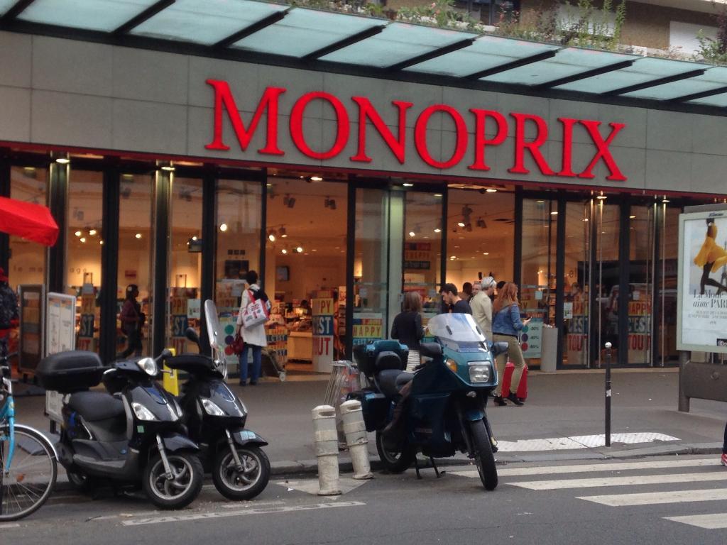 Monoprix Rue De Vaugirard