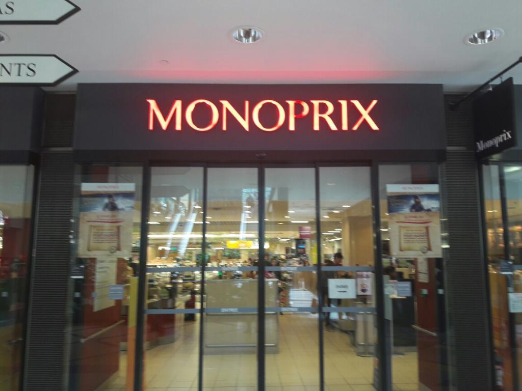 monoprix supermarch hypermarch 5 rue tony garnier. Black Bedroom Furniture Sets. Home Design Ideas