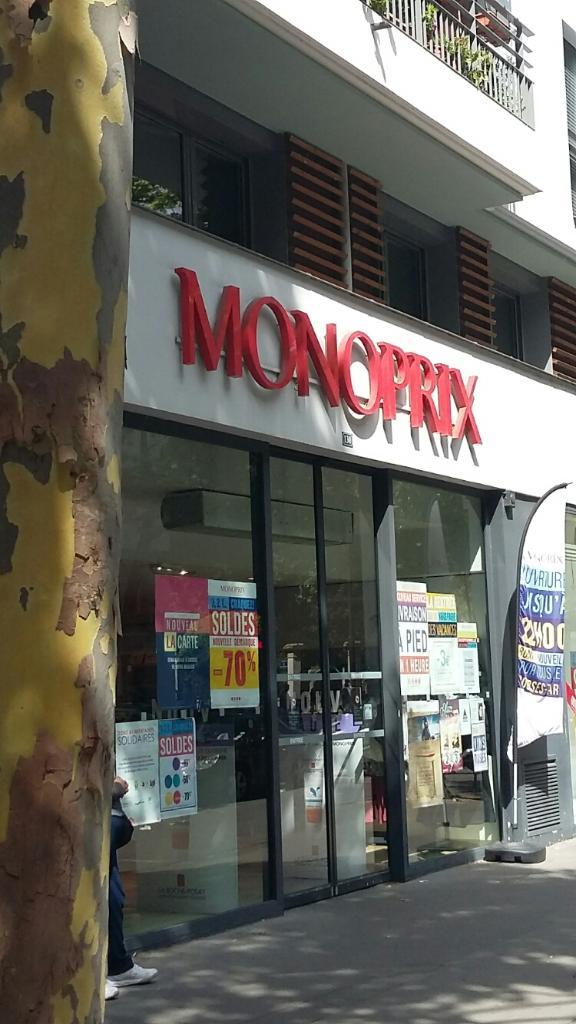 monoprix supermarch hypermarch 130 route reine 92100. Black Bedroom Furniture Sets. Home Design Ideas