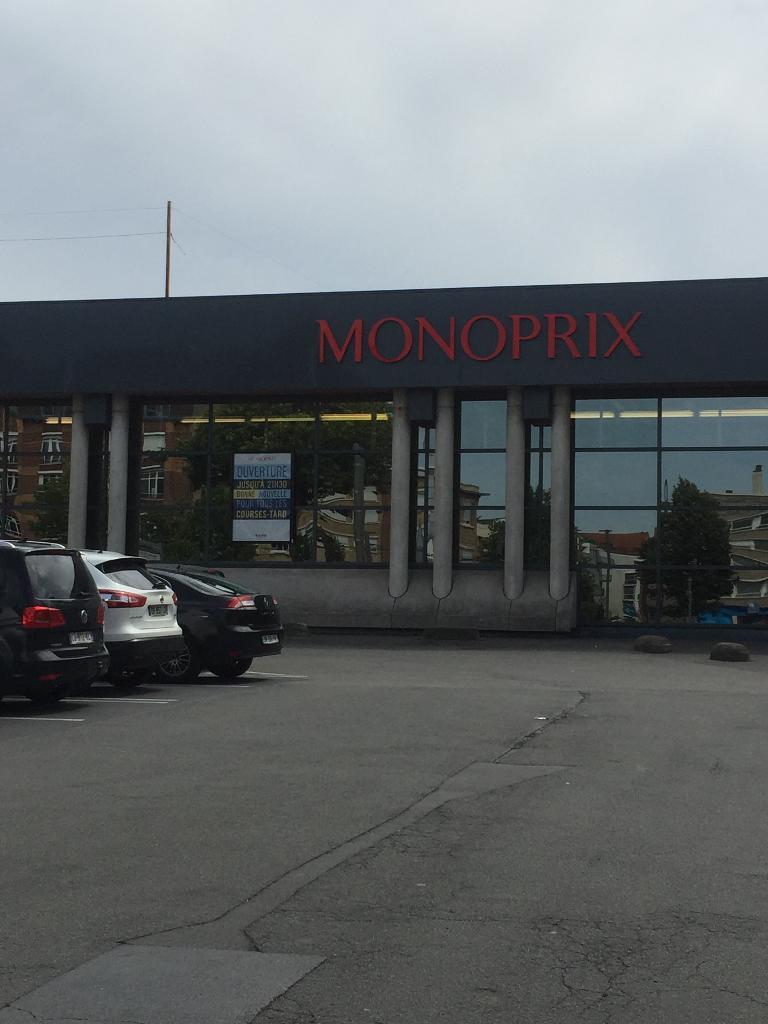 Monoprix Drive à Marcq en Baroeul