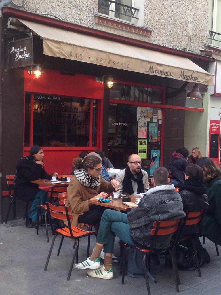 Restaurant Rue Saint Leonard Nantes