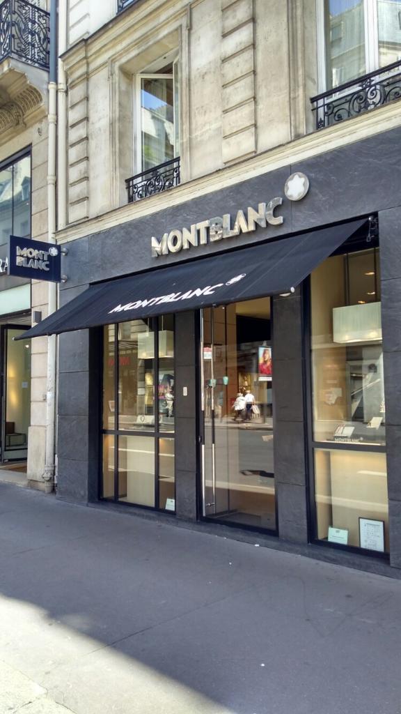 montblanc boutique r paration horlogerie 47 rue de rennes 75006 paris adresse horaire. Black Bedroom Furniture Sets. Home Design Ideas