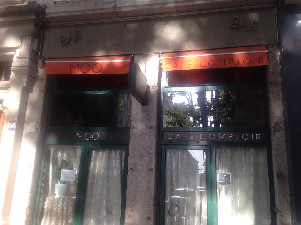 MOO Café-Comptoir - Restaurant, 146 rue Vendôme 69006 Lyon - Adresse on