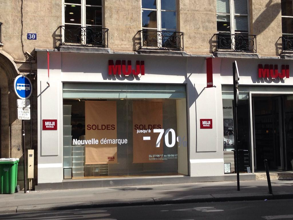 muji magasin de meubles 30 rue saint sulpice 75006 paris adresse horaire. Black Bedroom Furniture Sets. Home Design Ideas