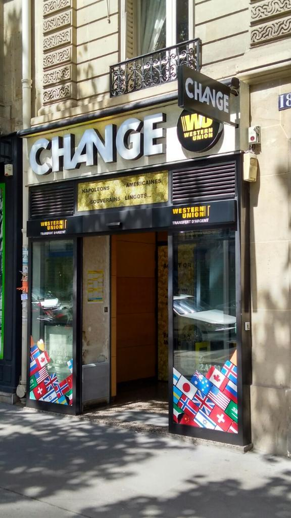 Multi change bureau de change 180 boulevard saint germain 75006 paris adresse horaire - Bureau de change a paris ...