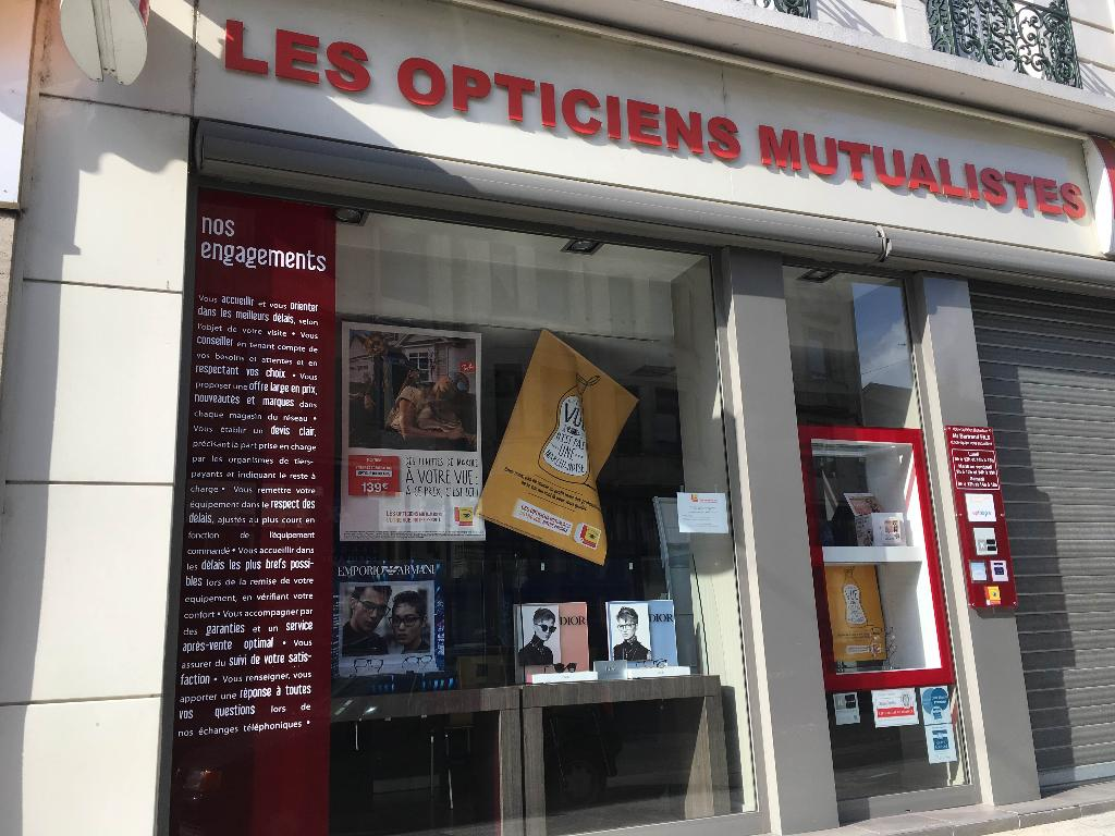 Opticiens Mutualistes, 43 bd de Courtais, 03100 Montluçon - Opticien  (adresse, horaires, avis) 3a7ed4ccf478
