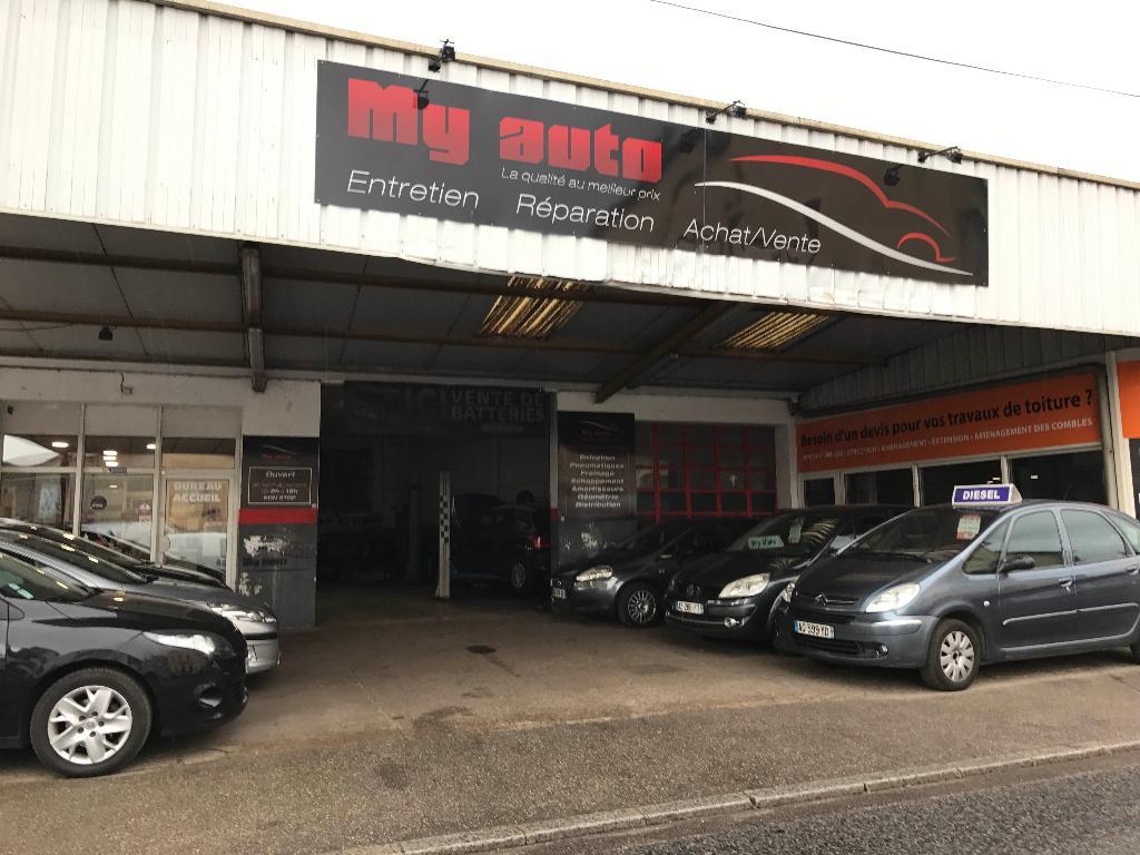 My auto garage automobile 3078 route de strasbourg 69140 rillieux la pape adresse horaire - Garage auto h strasbourg ...