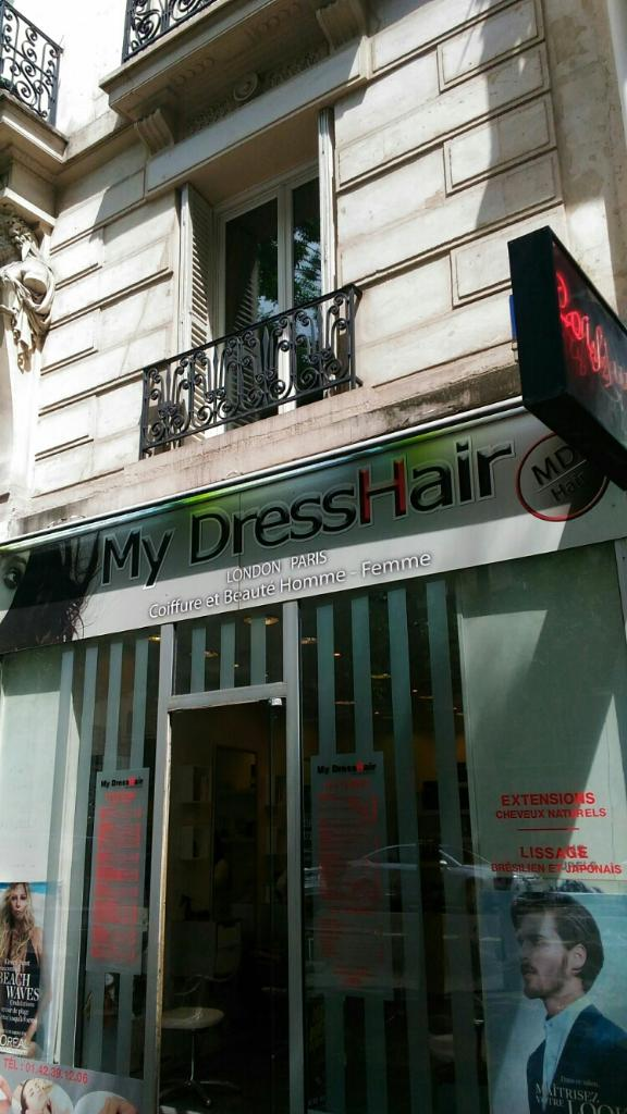 mydress hair coiffeur 10 boulevard de magenta 75010 paris adresse horaire. Black Bedroom Furniture Sets. Home Design Ideas
