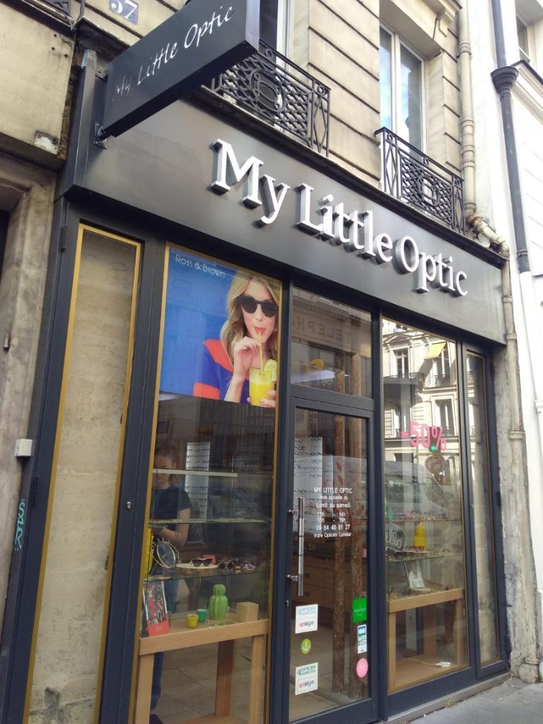 My Little Optic - Opticien, 37 rue Saint Lazare 75009 Paris - Adresse ... 837c51457175