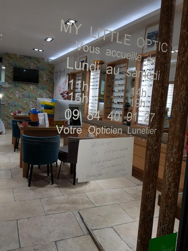 My Little Optic - Opticien, 37 rue Saint Lazare 75009 Paris ... 5d116788ea7c