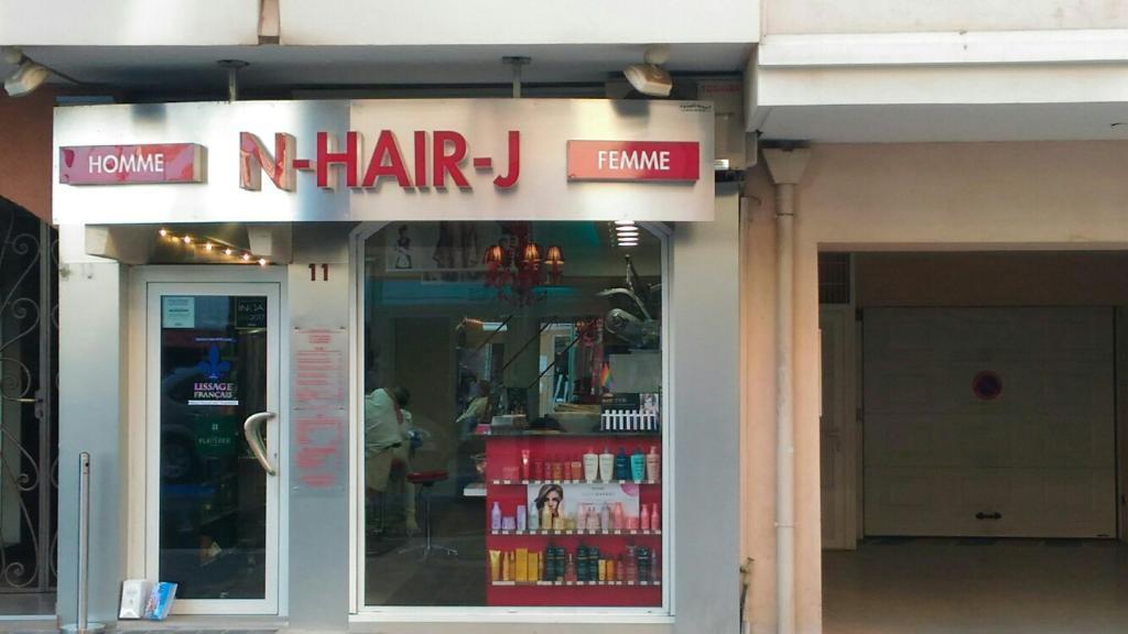 N Hair J Coiffeur 11 Avenue Georges Clemenceau 83120 Sainte