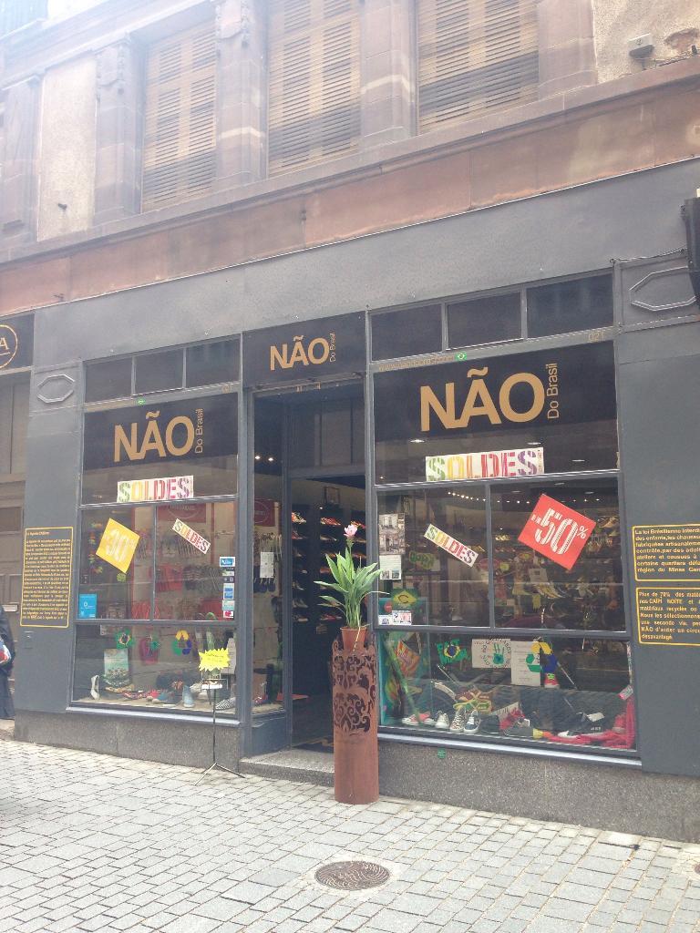 Chaussures do Strasbourg Brasil 7 67000 rue Frères Nao des ZxwPzdqw