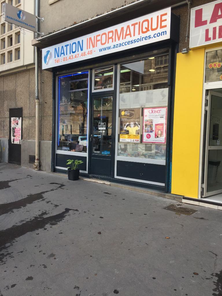 nation informatique vente de mat riel et consommables informatiques 10 rue picpus 75012 paris. Black Bedroom Furniture Sets. Home Design Ideas