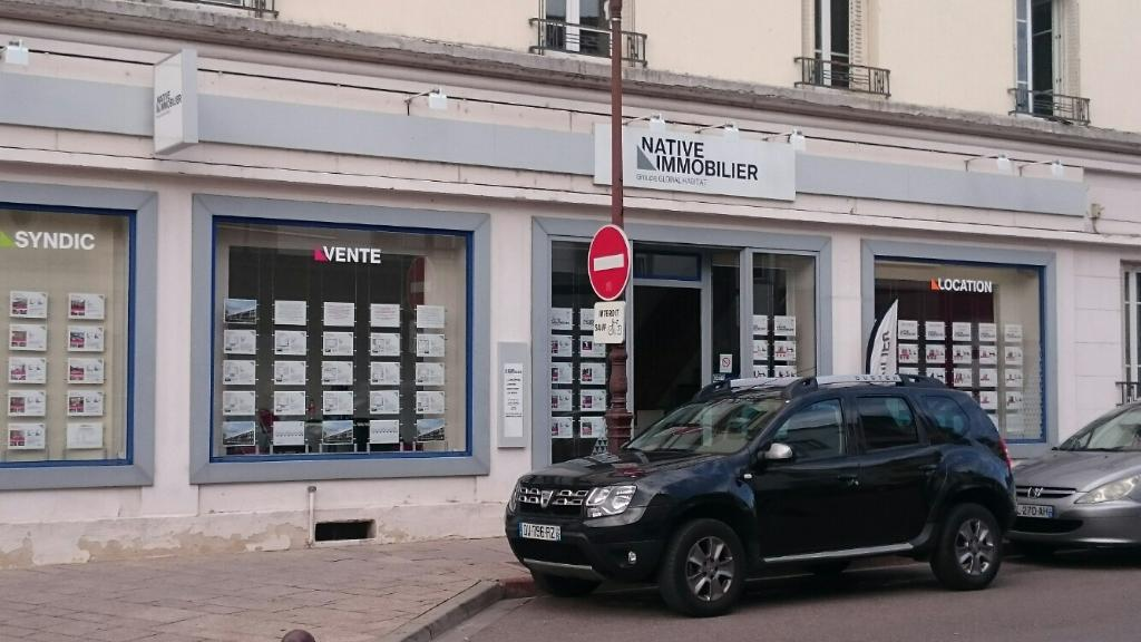 Native immobilier agence immobili re 56 rue l on for 51000 reims