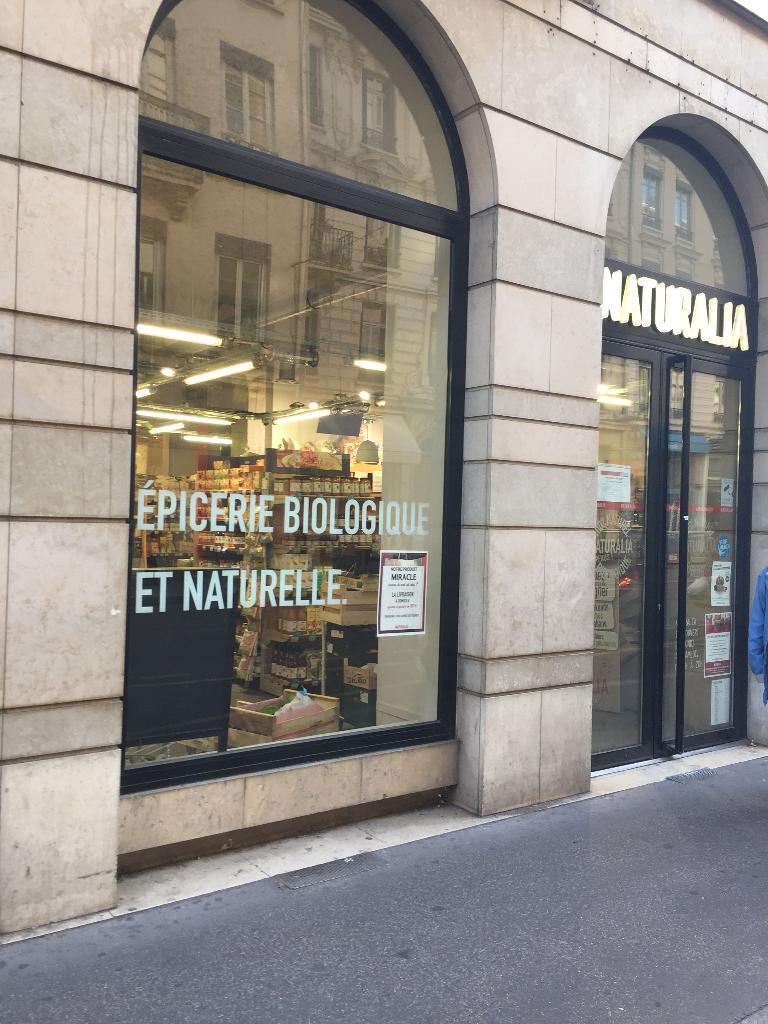 Naturalia Alimentation Generale 27 Cours Vitton 69006 Lyon
