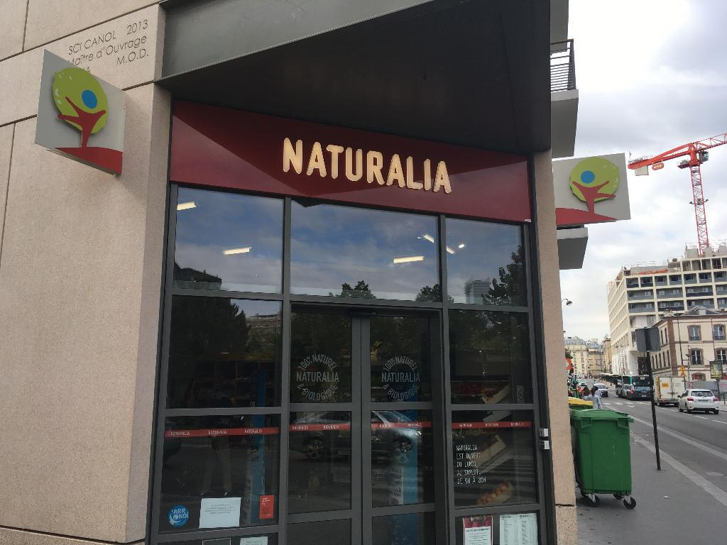 Naturalia alimentation g n rale 168 rue cardinet 75017 for 5 rue belidor 75017 paris