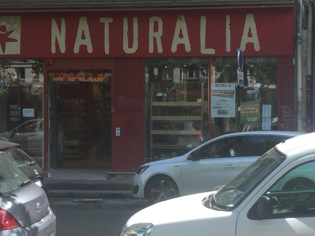 Naturalia alimentation g n rale 108 boulevard richard - Office depot boulevard richard lenoir ...