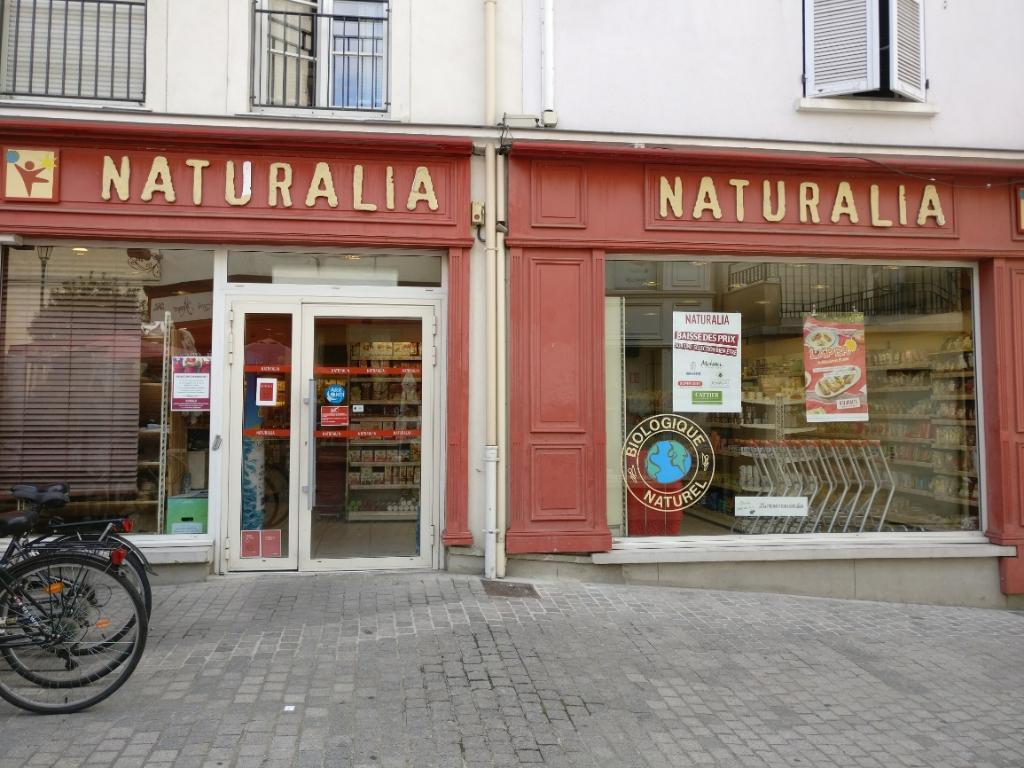 Naturalia Alimentation Generale 7 Place Maurice Chavany 92700