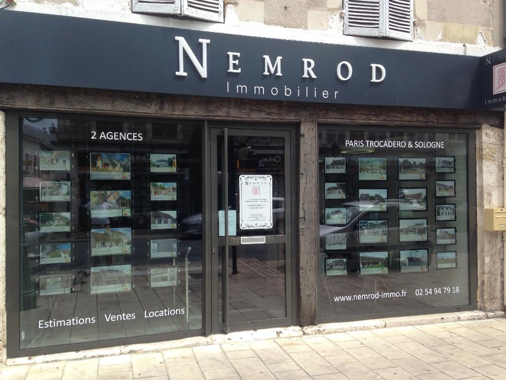 Nemrod immobilier agence immobili re 51 rue georges clemenceau 41200 romorantin lanthenay - Agence tcl grange blanche horaire ...