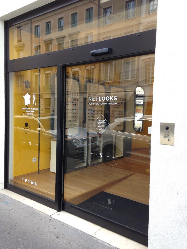 netlooks opticien 6 rue saint dizier 54000 nancy adresse horaire. Black Bedroom Furniture Sets. Home Design Ideas